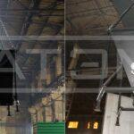 Бункер топлива с ворошителем для механизированного водогрейного котла на лузге серии GB-m (КВ-Л)